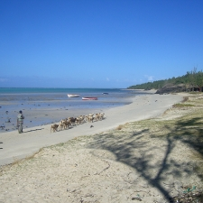 typical beach scene rodrigues.