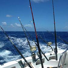 pêche en haute mer