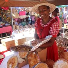 Port Mathurin Market